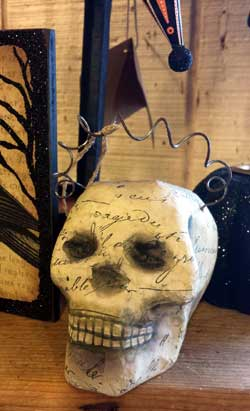 Skull Candy Bucket