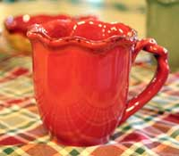 Village Dinnerware - Mug (Persimmon)