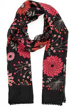 Posy Pop Scarf