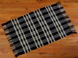 Middletown Black Rug