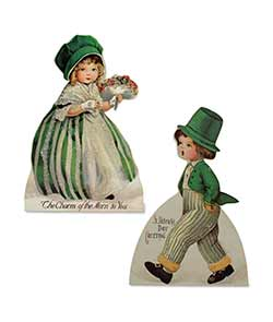 St. Pat's Boy & Girl Dummy Boards (Set of 2)