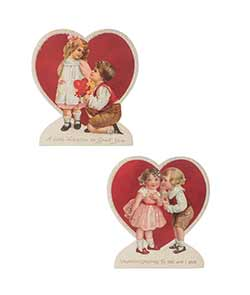 Children Valentine Dummy Boards (Set of 2)