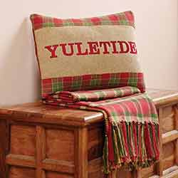 Robert Yuletide Pillow (14x18)