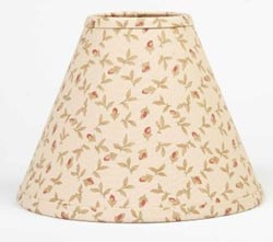 Rosebuds Lamp Shade (Multiple Size Options)