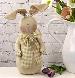 Dalton Primitive Bunny Doll
