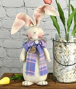 Chomper Primitive Bunny Doll