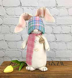 Pouncer the Bunny Doll