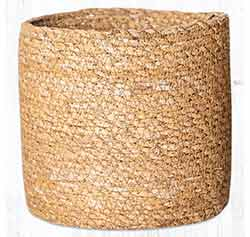 SGB-01 Natural Sedge Grass 5.5 inch Basket