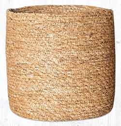 SGB-01 Natural Sedge Grass 6 inch Basket