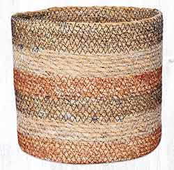 SGB-02 Honeycomb Sedge Grass 7 inch Basket
