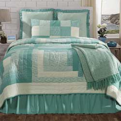 Sea Glass Quilt - King