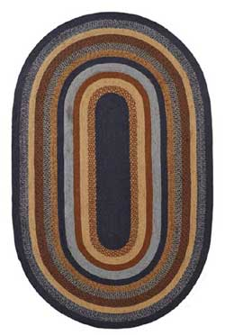 Seapoint Jute Rug - Oval (Multiple Size Options)