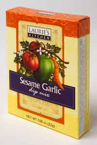 Sesame Garlic Dip Mix