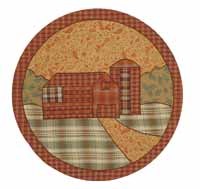 Shenandoah Tablemat - Farm