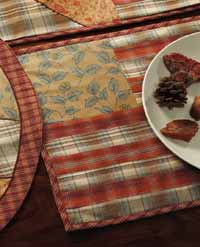 Shenandoah Flag Placemats (Set of 2)