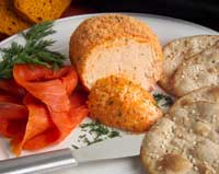 Smoked Salmon Cheeseball Mix