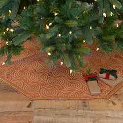 Soleil 55 inch Tree Skirt