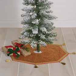 Soleil Mini 21 inch Tree Skirt