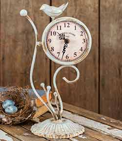 Songbird Desk Clock