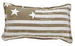 Stars & Stripes Pillow (Rectangle)