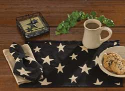 Stars Jacquard Pot Holder (Reversible)