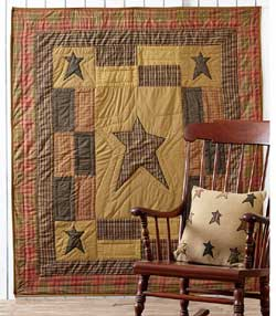 Stratton Throw - Quilted