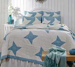 Summerhill Quilt (Multiple Size Options)