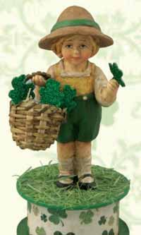Luck O&#039; the Irish Girl on Box