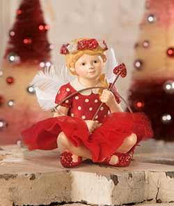 Little Cupid Girl