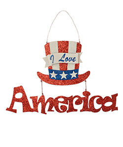 I Love America Tin Sign