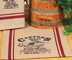 Carters Woolen Mill Table Runner