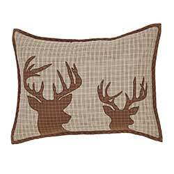 Tallmadge Deer Decorative Pillow
