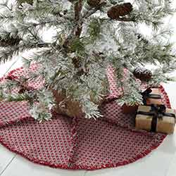 Tannen Mini 21 inch Tree Skirt