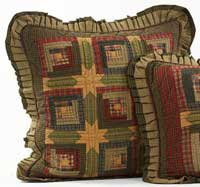 Tea Cabin Euro Shell - Quilted