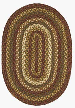 Tea Cabin Jute Rug - Oval (Special Order Sizes)