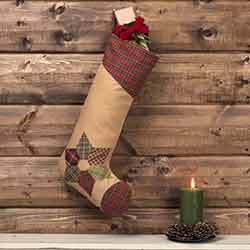 Tea Star 15 inch Stocking