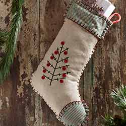 Tidings 15 inch Stocking