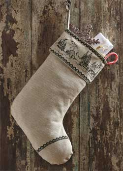 Timberland Christmas Stocking