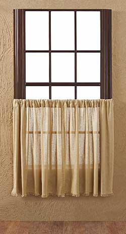 Tobacco Cloth Tiers, 36 inch - Khaki