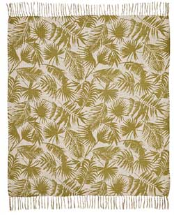 Trade Winds Woven Throw