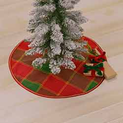 Tristan Mini 21 inch Tree Skirt