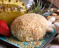 Tropical Coconut Cheeseball Mix