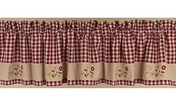 Song Bird Valance