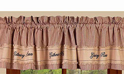 Gathering Room Valance