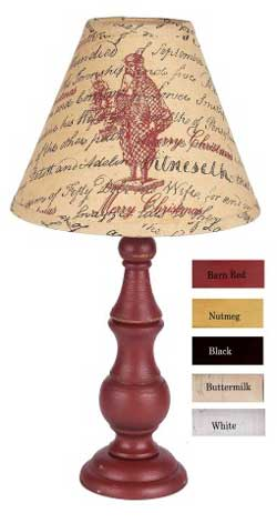 Bingham Lamp (Multiple Color Options)