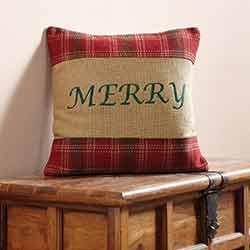 Whitton Merry Pillow (16x16)