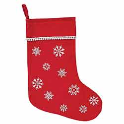 Winter Wonderment 15 inch Stocking