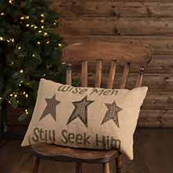 Wise Men Pillow (14x22)