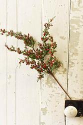 Crimson Tidings Cedar 18 inch Pick