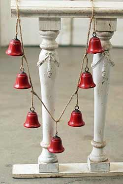 Red Bell Garland